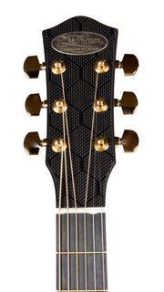 McPherson Sable Honeycomb Finish Gold Hardware #GCFH459 - McPherson Guitars - Heartbreaker Guitars