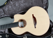 Lowden S50J Custom Jazz Model Nylon Tasmanian Blackwood - Heartbreaker Guitars - Heartbreaker Guitars