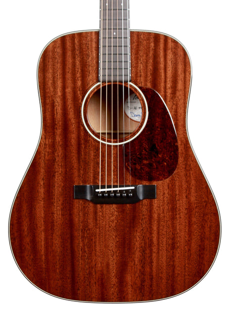 Bourgeois D Figured Mahogany Dreadnought Custom - Bourgeois Guitars - Heartbreaker Guitars