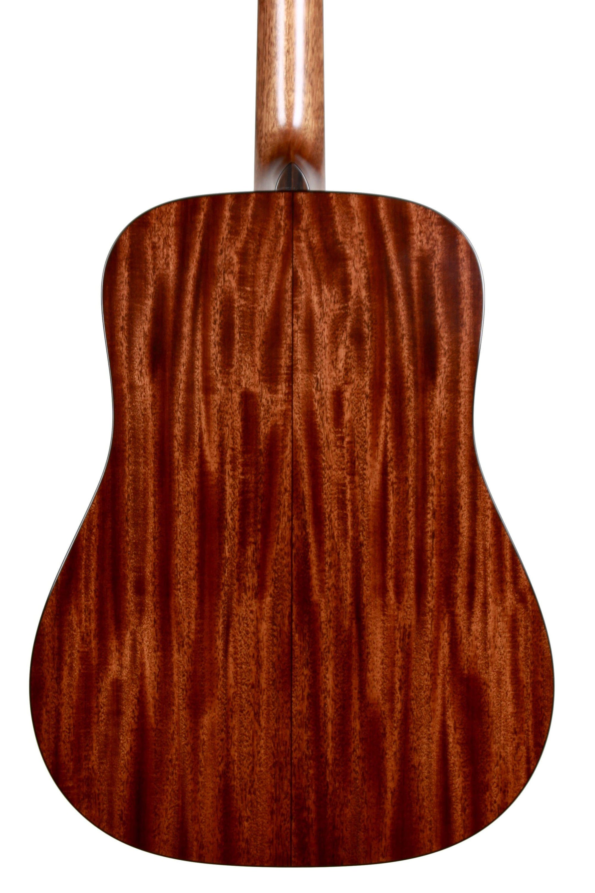 Bourgeois D Figured Mahogany Dreadnought Custom #8267 - Bourgeois Guitars - Heartbreaker Guitars