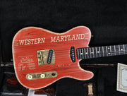 Paoletti Nancy Western Maryland Custom - Paoletti - Heartbreaker Guitars