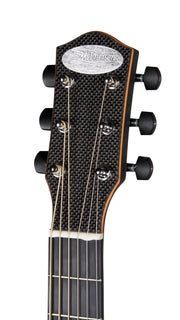 Mcpherson Carbon Fiber Touring Guitar Orange Trim - McPherson Guitars - Heartbreaker Guitars
