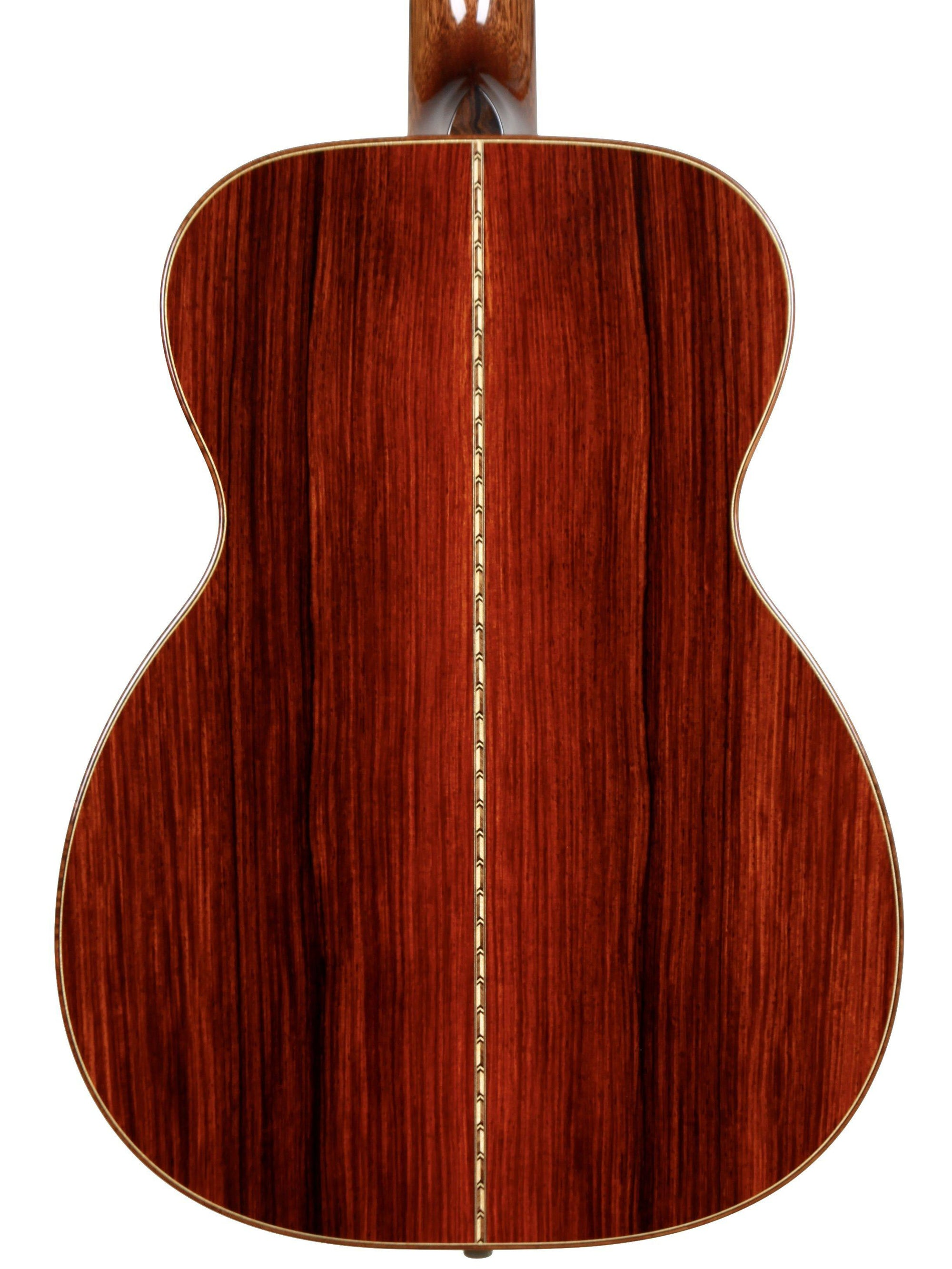 Bourgeois 0 Custom Alpine/ Cocobolo Pre Owned - Bourgeois Guitars - Heartbreaker Guitars