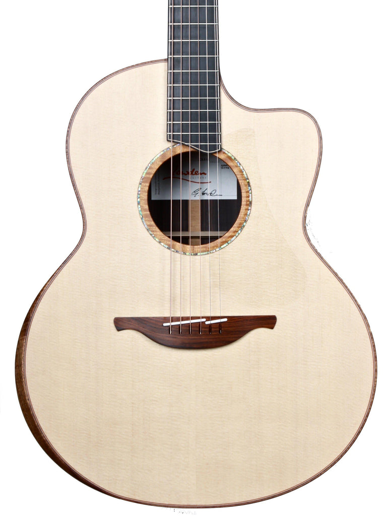 Lowden F50c Sitka Spruce / Indian Rosewood with Bevel - Lowden Guitars - Heartbreaker Guitars