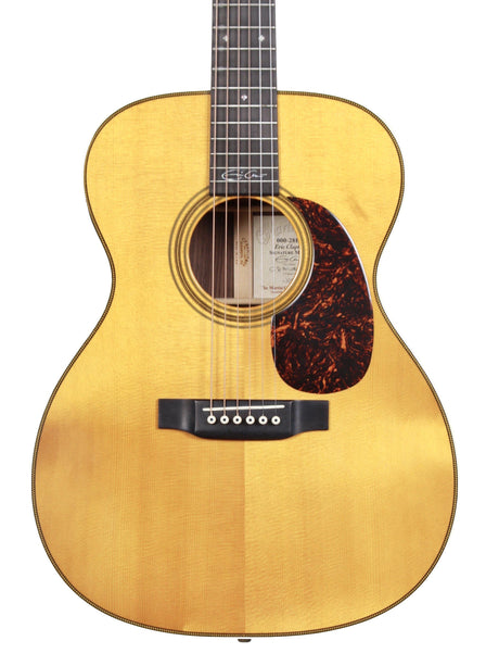 Martin 000 28EC Eric Clapton Pre-Owned Mint - Heartbreaker Guitars - Heartbreaker Guitars