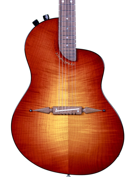 Renaissance RS6  Flamed Maple Sunburst - Rick Turner Guitars - Heartbreaker Guitars