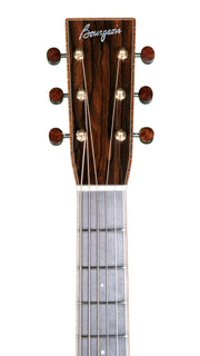 Bourgeois Small Jumbo Custom Brazilian Walnut - Bourgeois Guitars - Heartbreaker Guitars