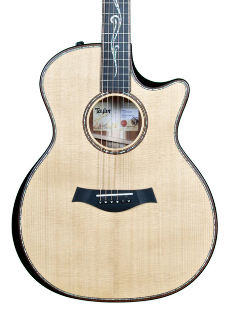 Taylor K14ce Builders Edition V-Class Bracing - Taylor Guitars - Heartbreaker Guitars