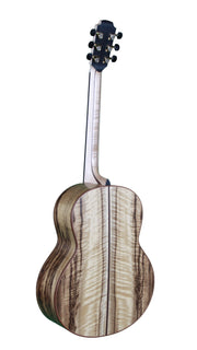 Lowden F50 Lutz Spruce / Figured Myrtle with Bevel - Lowden Guitars - Heartbreaker Guitars