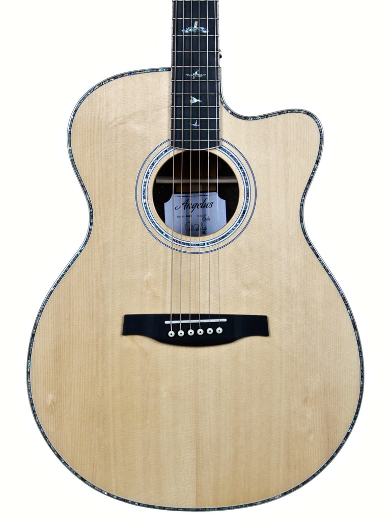 Paul Reed Smith A60E Angelus Acoustic #7/2018 - Paul Reed Smith Guitars - Heartbreaker Guitars