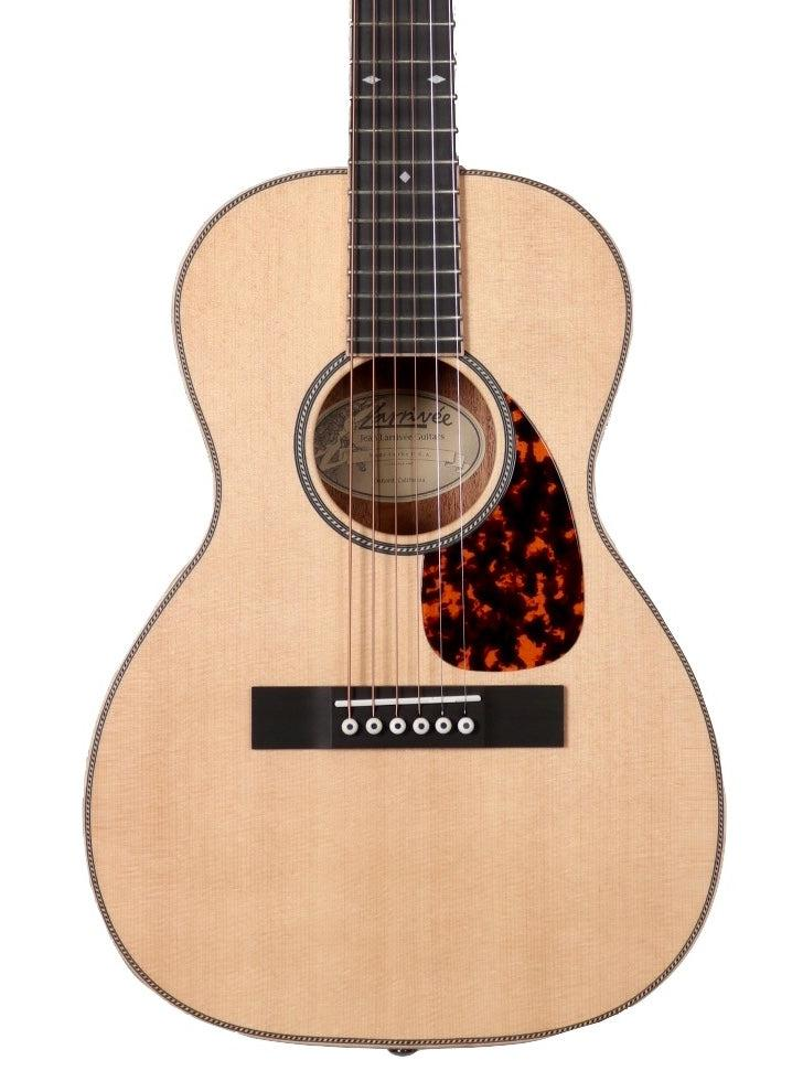 Larrivee T40 Legacy Travel Guitar #134060  Spruce over Mahogany - Larrivee Guitars - Heartbreaker Guitars