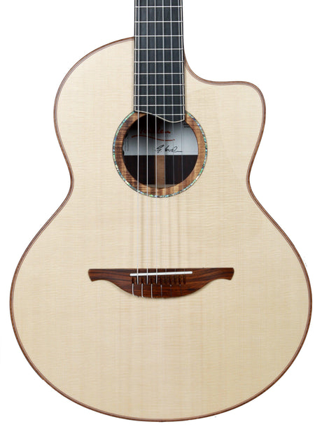Lowden S50J Nylon Jazz Model Sitka / Indian Rosewood - Lowden Guitars - Heartbreaker Guitars