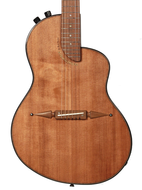 Renaissance RS6 Redwood over Walnut - Rick Turner Guitars - Heartbreaker Guitars