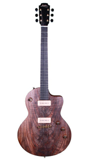 Lowden GL10 Walnut with P90 Pick Ups - Lowden Guitars - Heartbreaker Guitars
