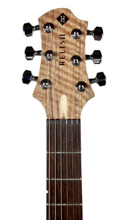 Relish Guitars Walnut Mary with Piezo 2019 with Pick Up Swapping - Relish Guitars - Heartbreaker Guitars