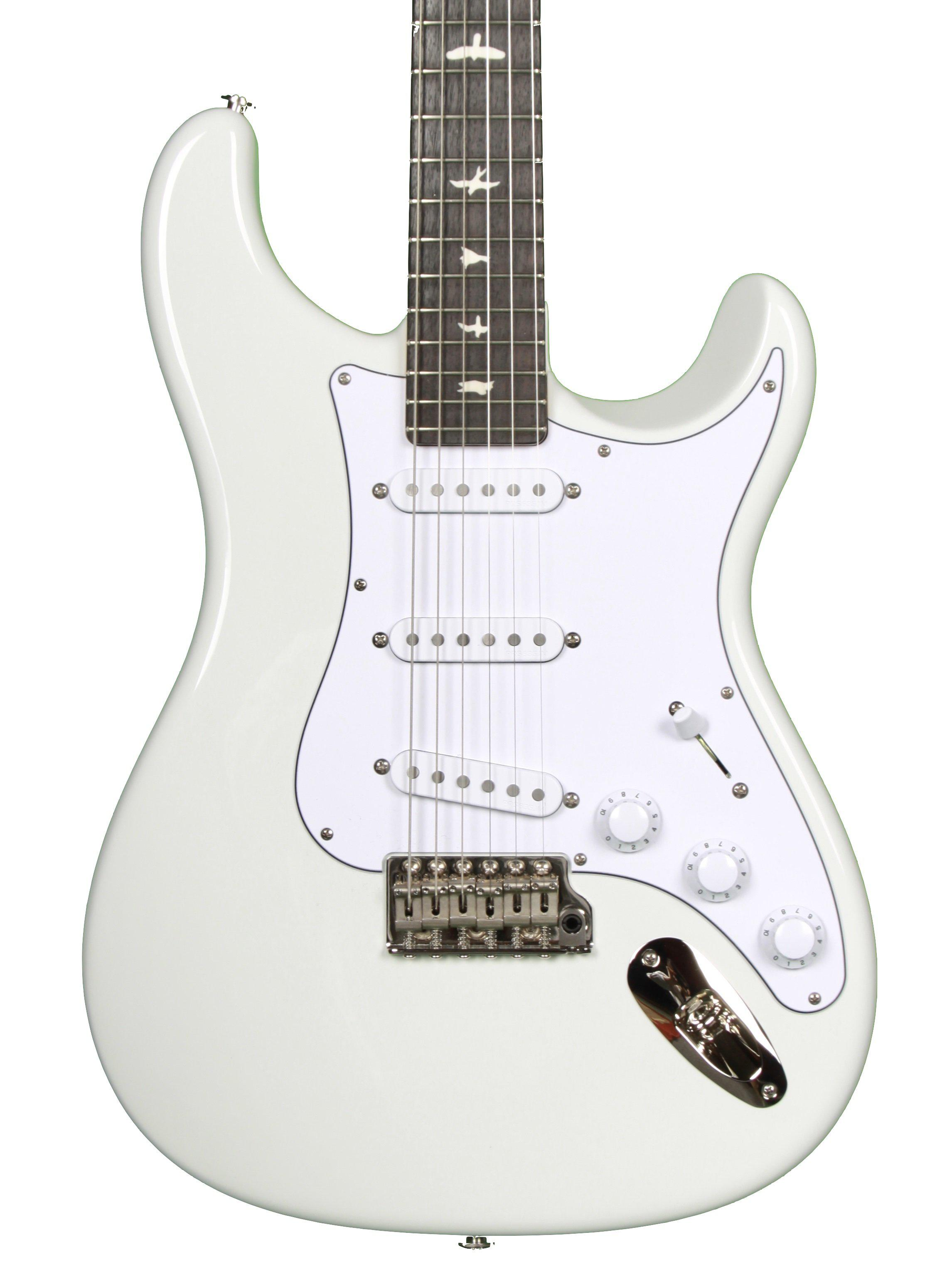 Paul Reed Smith Silver Sky John Mayer Signature Frost White