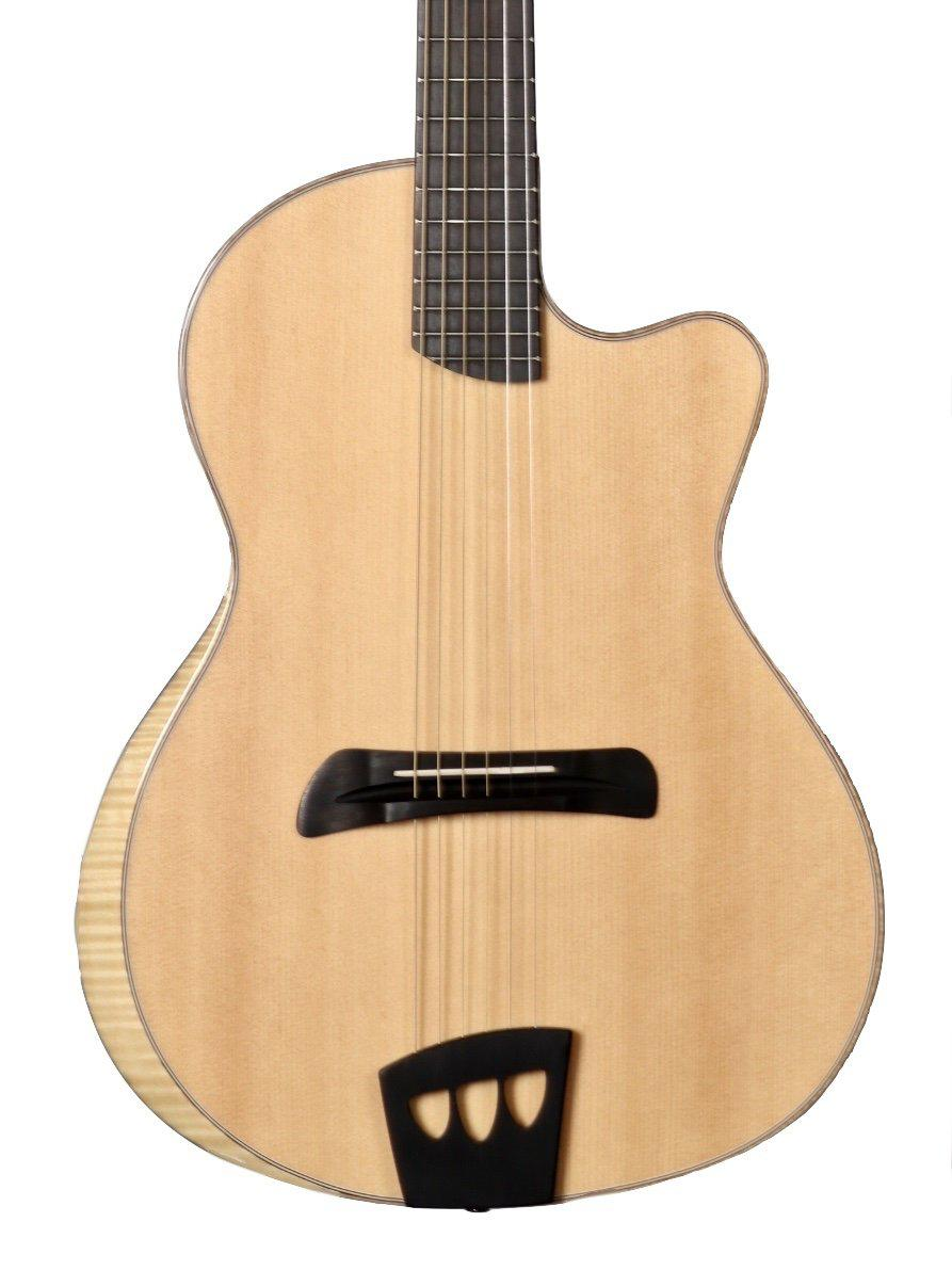 Batson Troubadour Sitka Spruce/ East Indian Rosewood - Batson - Heartbreaker Guitars