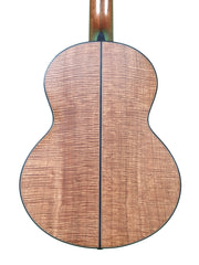 Lowden S50J Nylon Jazz Series Fiddleback Mahogany (Pre-Owned) - Lowden Guitars - Heartbreaker Guitars