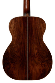 Huss and Dalton Traditional OM with Master Grade Indian Rosewood and Koa Binding - Huss & Dalton Guitar Company - Heartbreaker Guitars