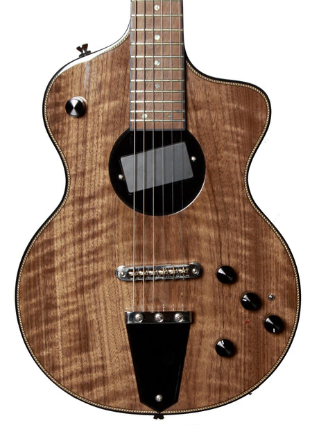 Rick Turner Model 1 Custom Walnut with Piezo and EQ - Rick Turner Guitars - Heartbreaker Guitars