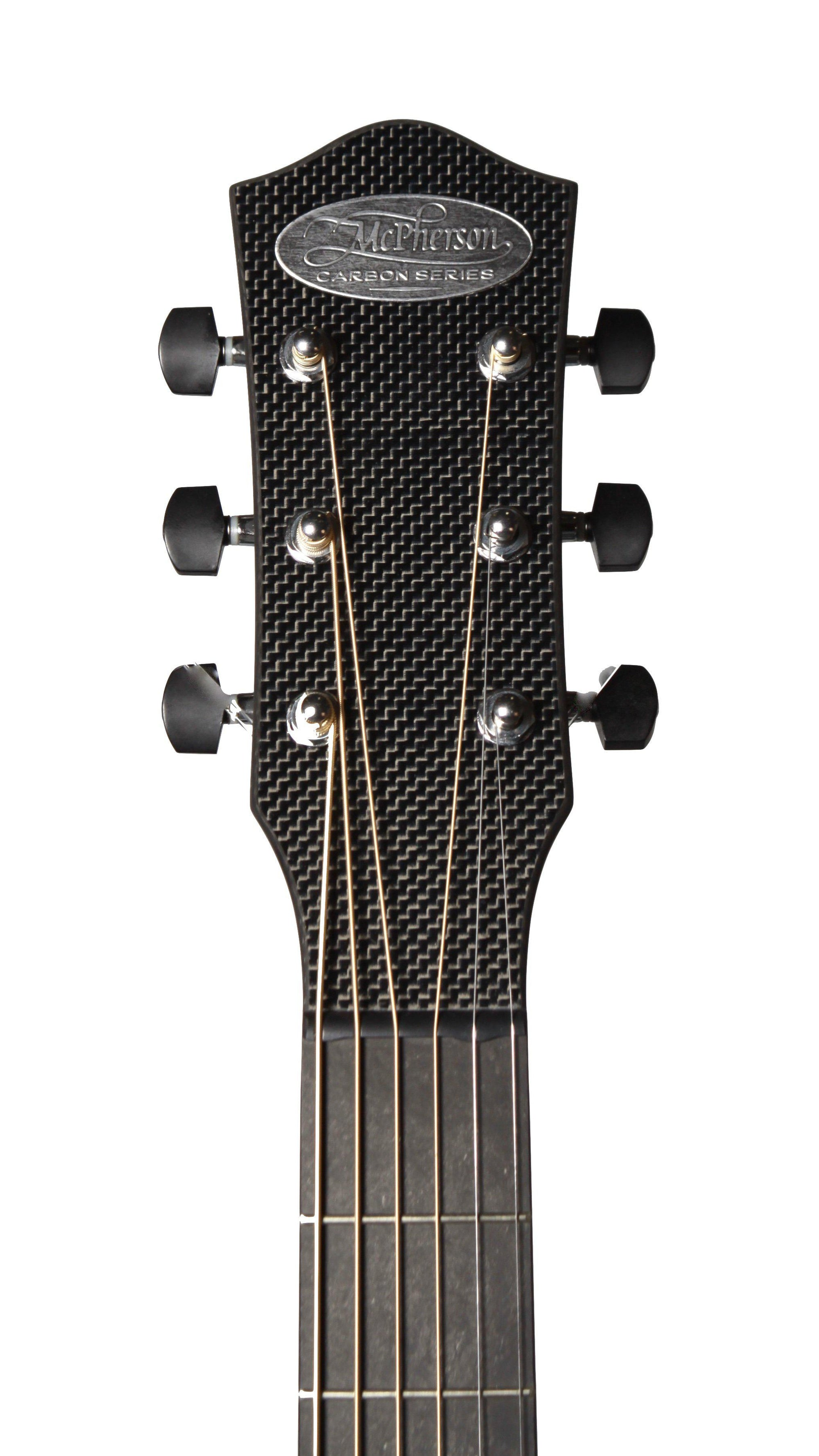 McPherson Sable Chrome Hardware Original Pattern #10055 - McPherson Guitars - Heartbreaker Guitars
