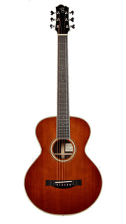 Santa Cruz Firefly Redwood Upgraded Finish - Santa Cruz Guitar Company - Heartbreaker Guitars