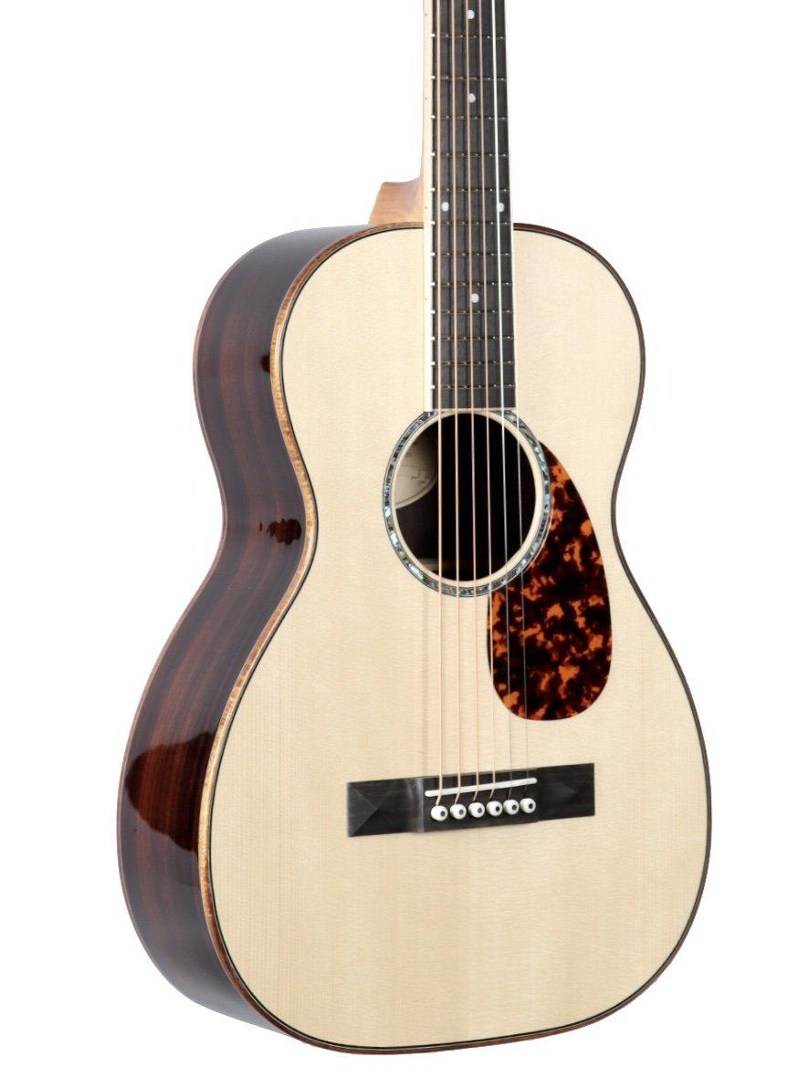 Larrivee P09 Custom Moon Spruce/Rosewood with Koa Binding #134917 - Larrivee Guitars - Heartbreaker Guitars