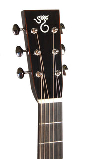 Santa Cruz Guitar Co OM Brazilian Rosewood Custom - Santa Cruz Guitar Company - Heartbreaker Guitars