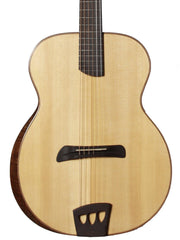 Batson Auditorium North American Sycamore and Sitka Spruce - Batson - Heartbreaker Guitars