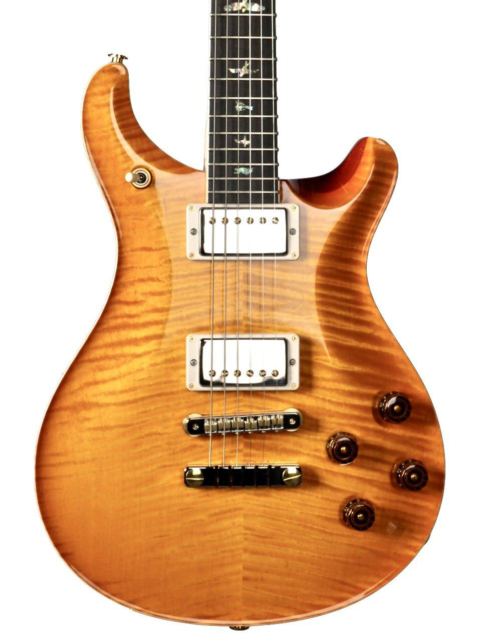 PRS McCarty 594  Artist Pack Flamed Maple Neck Pattern Vintage McCarty Sunburst - Paul Reed Smith Guitars - Heartbreaker Guitars