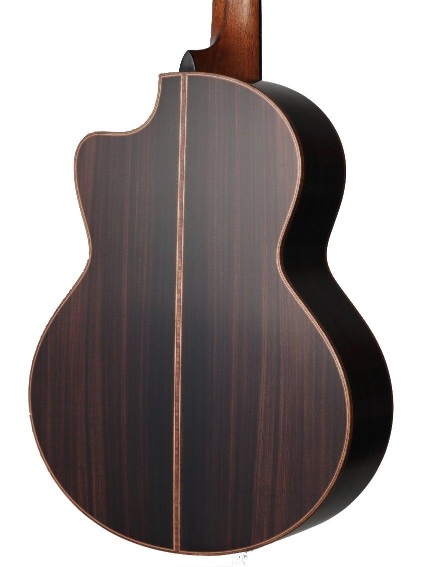 Lowden S50J Cedar over Master Grade Indian Rosewood Jazz Model - Lowden Guitars - Heartbreaker Guitars