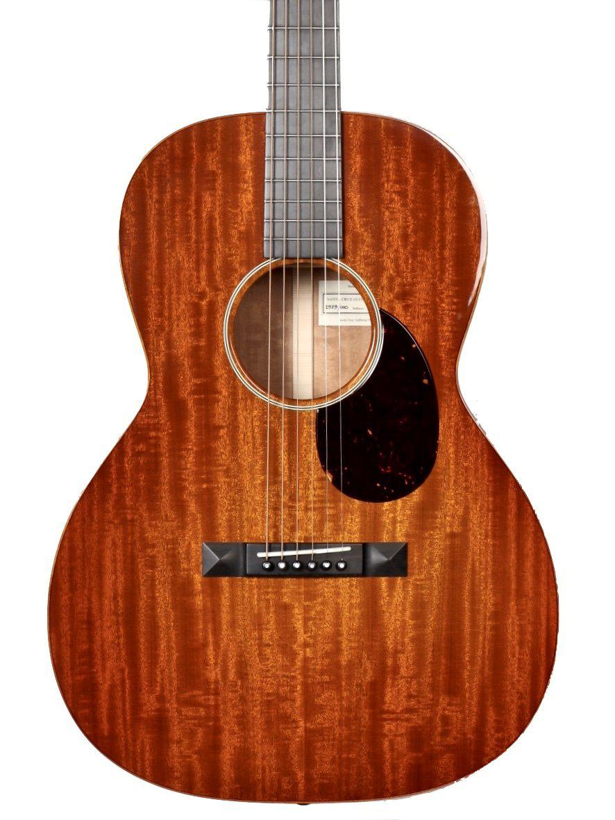 Santa Cruz 1929 000 Figured Mahogany #5704 - Santa Cruz Guitar Company - Heartbreaker Guitars