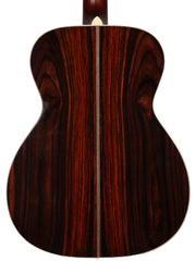 Santa Cruz OM Custom Cocobolo Hide Glue with Adi Bracing - Santa Cruz Guitar Company - Heartbreaker Guitars