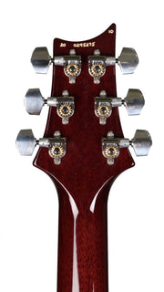 PRS Mark Tremonti Signature Pattern Thin Fire Red Burst with Adjustable Stop Tail - Paul Reed Smith Guitars - Heartbreaker Guitars