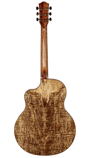 McPherson MG-4.5 Sitka Spruce / Tiger Myrtle with LR Baggs EAS Pickup #2600 - McPherson Guitars - Heartbreaker Guitars