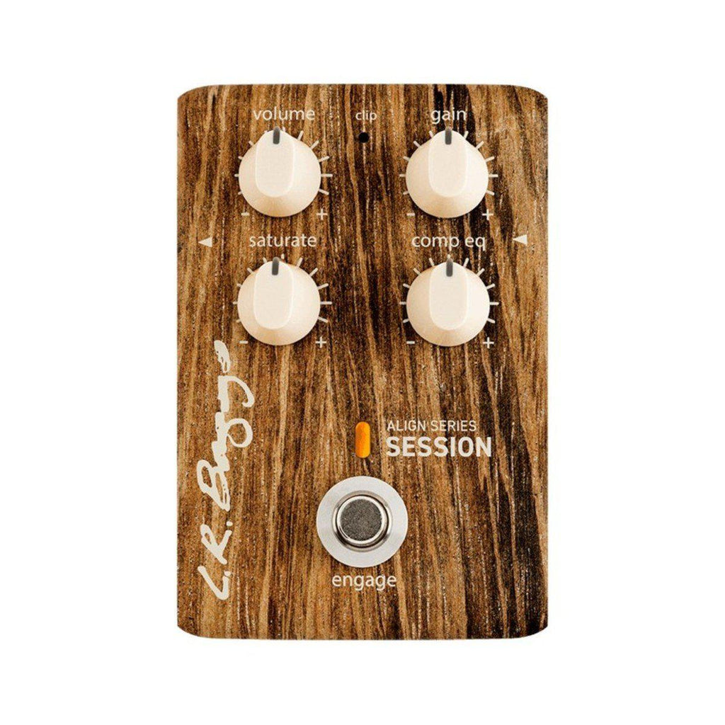 LR Baggs Align Sessions Compression Pedal - LR Baggs - Heartbreaker Guitars