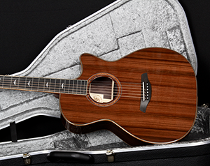 Furch OM23c Custom Sinker Redwood over Indian Rosewood