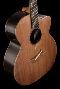 Lowden African Blackwood