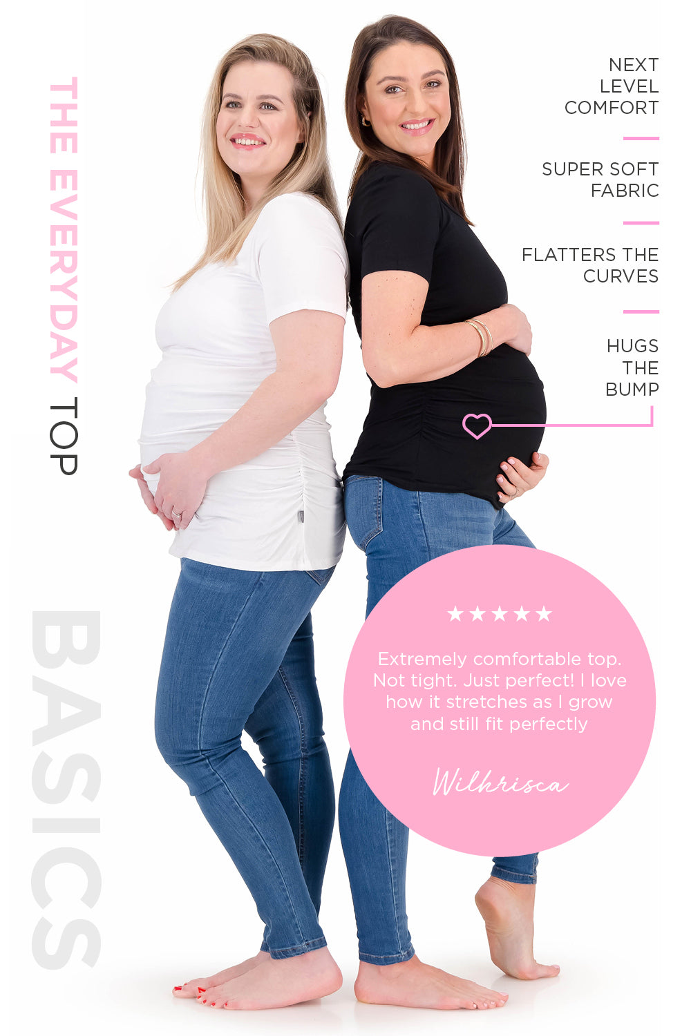 Maternity Solutions The Everyday Top