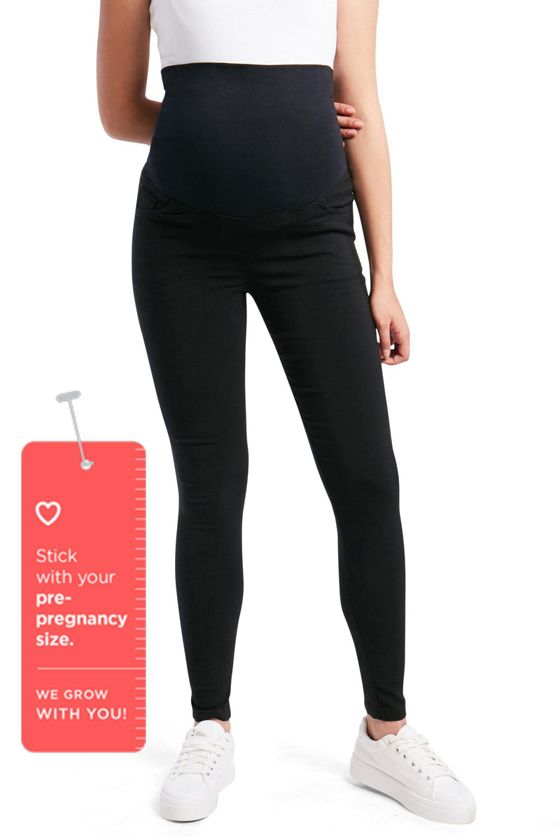 5-POCKET HIGH STRETCH SKINNY PANTS