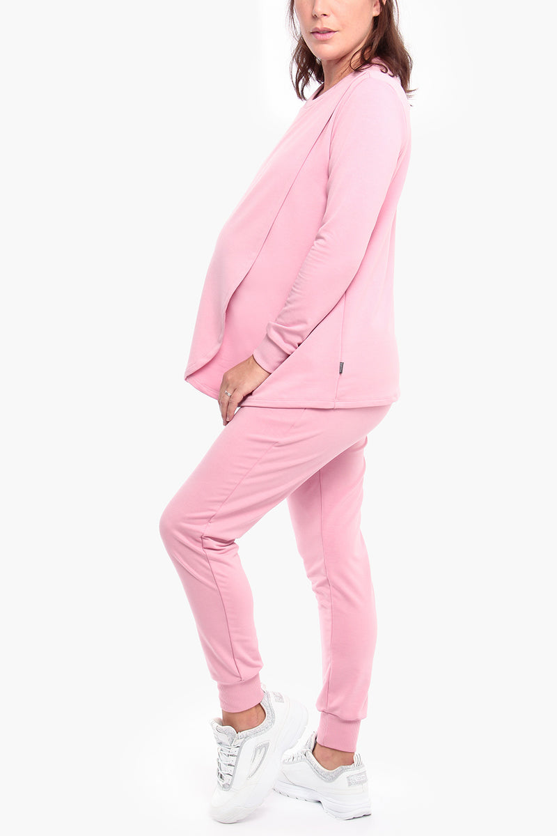LOUNGEWEAR FLEECE JOGGER