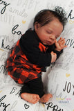 Plaid Classic Grow + Go Romper - Tinker Tyke Threads