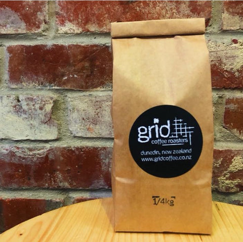 Grid coffee - Bean & Leaf - NZ's Coffee & Tea subscription box | Gift box