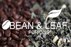 Bean & Leaf for one - NZ coffee and tea subscription box