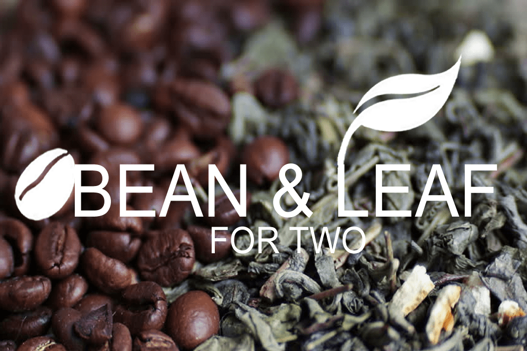 Bean & Leaf for two  - NZ coffee and tea subscription box