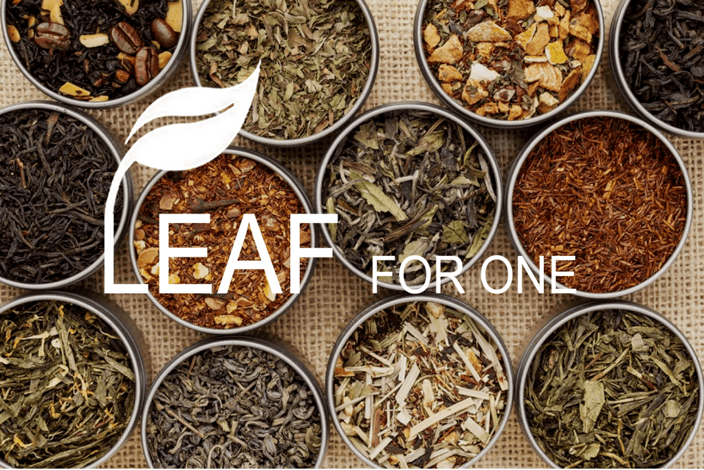 Leaf for one - Bean & Leaf - NZ coffee and tea subscription box