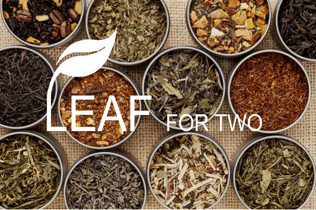 Leaf for two - Bean & Leaf - NZ coffee and tea subscription box