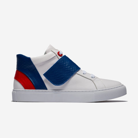 Casual High-Top Shoes Blue - Top High-top Shoes - OPP Official Store (OPP France)