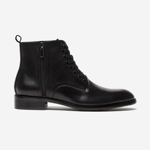 ANKLE BOOTS ZIP BLACK - Top Ankle Boots - OPP Official Store (OPP France)