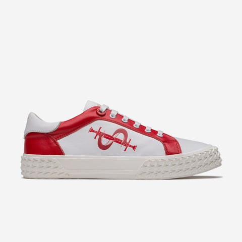 Casual Shoes Red - Limited Edition - Top Casual Shoes - OPP Official Store (OPP France)